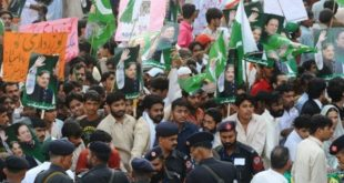 Pakistan Muslim League-Nawaz (PML-N) rally
