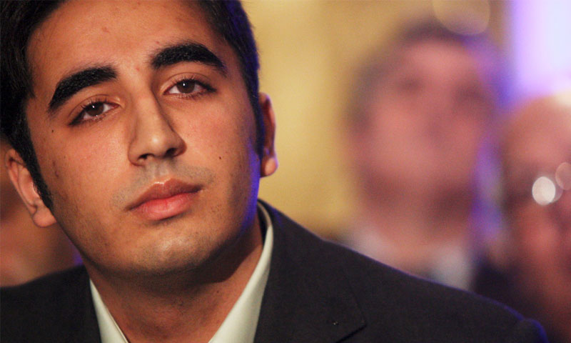 Bilawal wishes luck to PTI