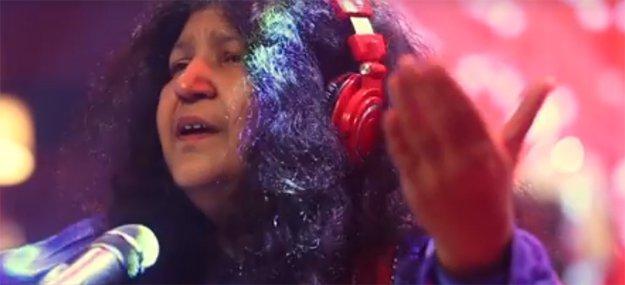 Abida Parveen - Coke Studio