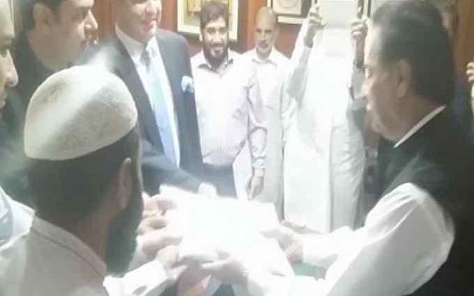 Reference seeking against Imran Khan