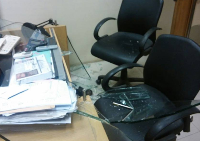 ARY News office attack