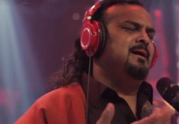 Amjad Sabri - Coke Studio