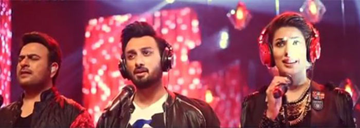 Coke Studio's Independence Day Song