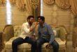 Javed Miandad and Shahid Afridi