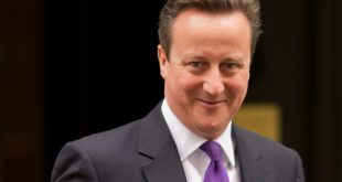David Cameron join new job