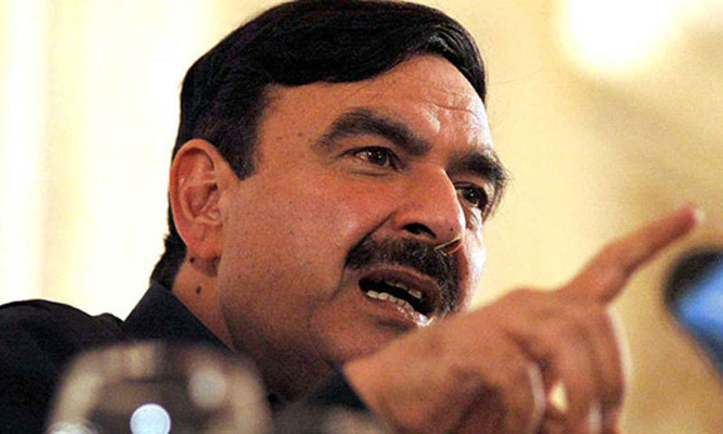 Sheikh Rashid ahmed.NewsBox