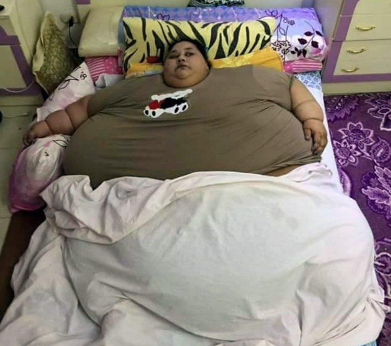 fattest -woman