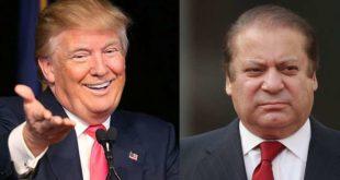 PM Nawaz telephones Donald Trump