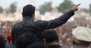 IMRAN KHAN AT SAHIWAL