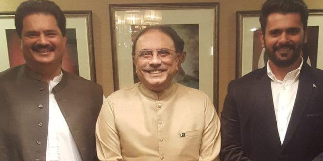 Nabil-Gabol join PPP