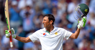 Younis first