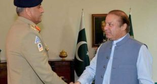 army chief with pm