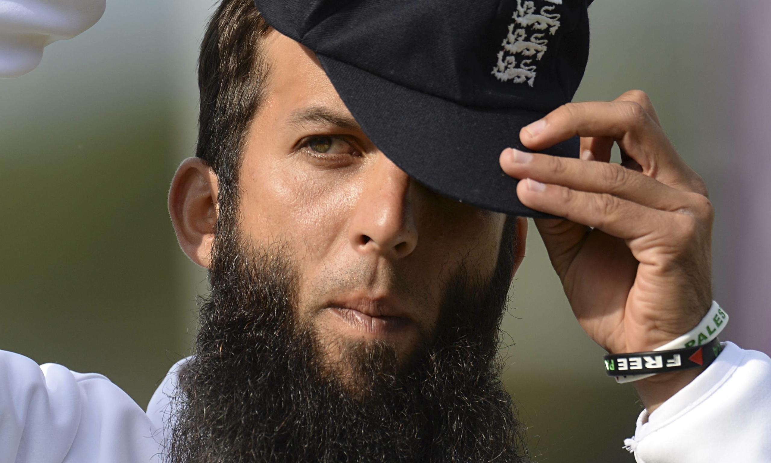 England's Ali