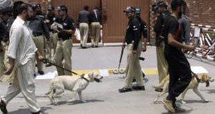 Azadi Cup security