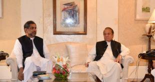 PM Shahid Khaqan