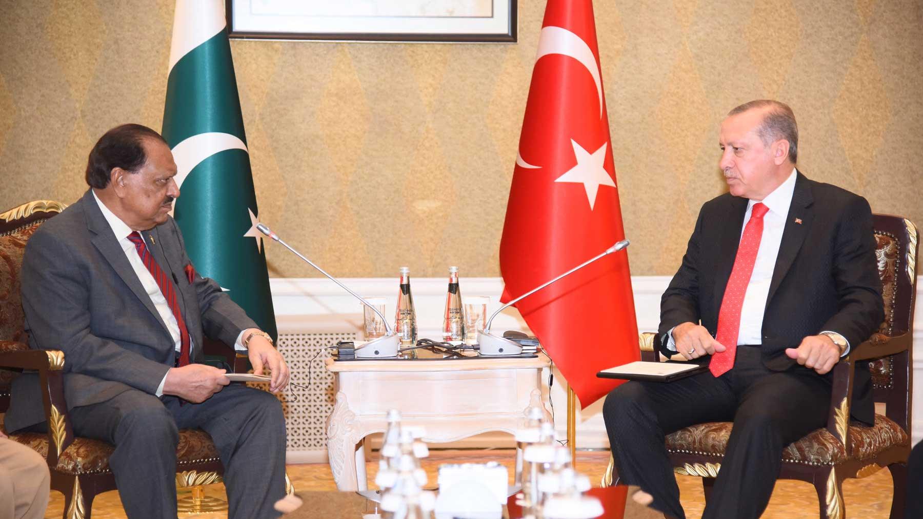 Mamnoon & Erdogan
