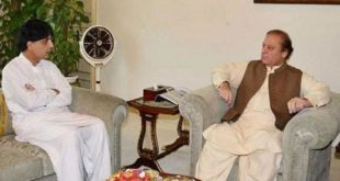 Nisar with PM