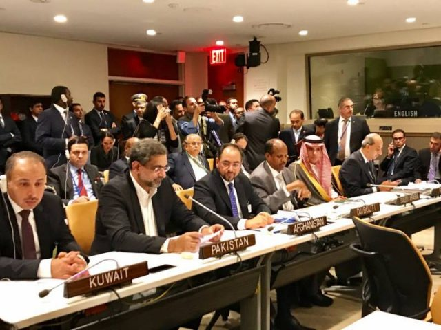 Pakistan urges OIC
