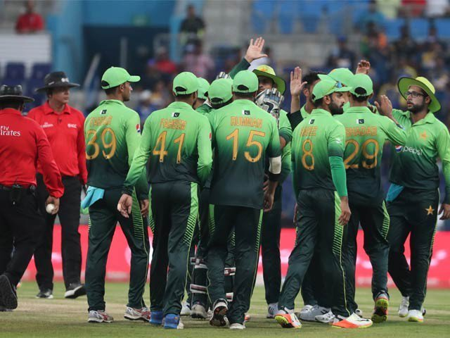 Pakistan Trounce Sri Lanka By 7 Wickets To Clinch Series 3 0
