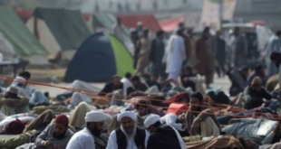 Faizabad Interchange protestors