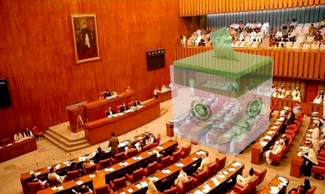 Punjab MPAs vote to elect two new senators