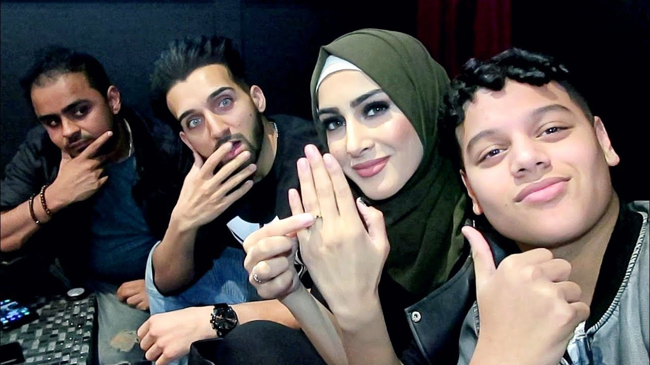 Social Media Stars Sham Idrees And Queen Froggy Are Engaged