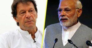 Modi and Imran Khan