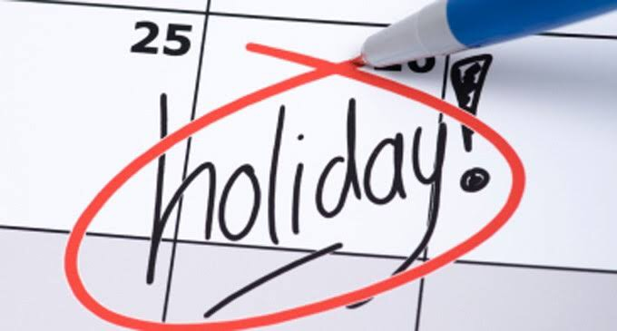 Public holiday in pakistan