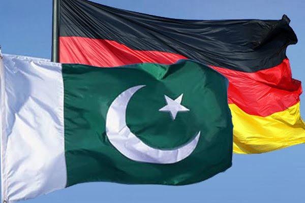 pakistan and germany