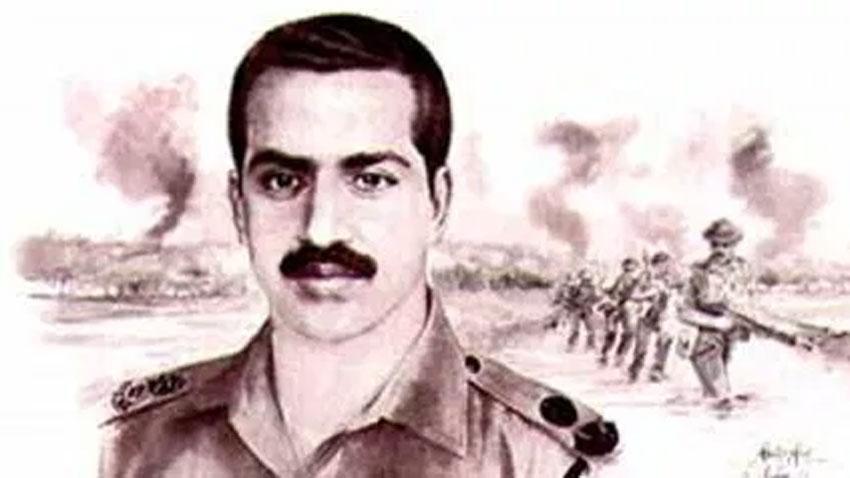 Maj Shabbir Sharif