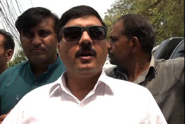 Deputy Director Chaudhry Asghar