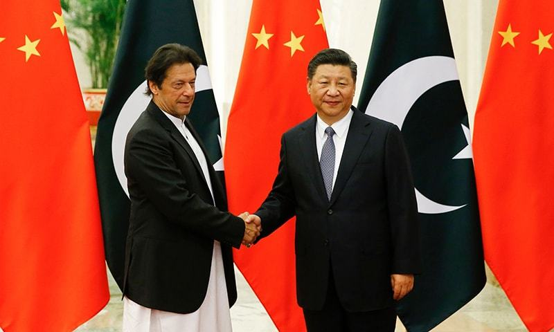 PM holds meetings with Chinese President