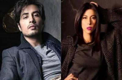 Ali Zafar & Meesha Shafi
