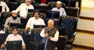 KP Assembly passes budget