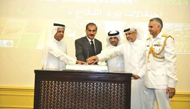Pakistan-Qatar Celebrate Defense Day