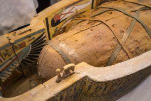3,000-year-old wooden coffins found in Egypt