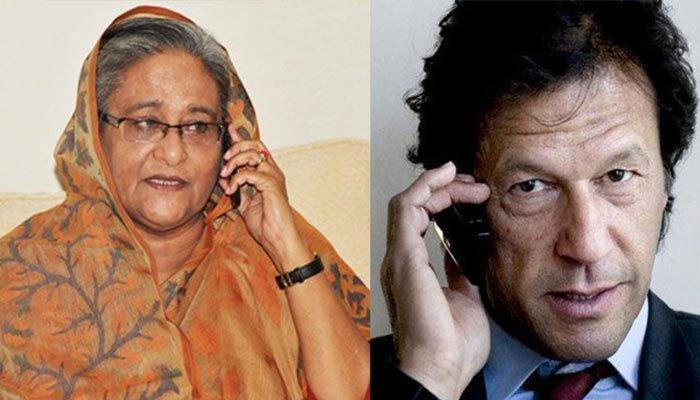 PM telephones his Bangladeshi