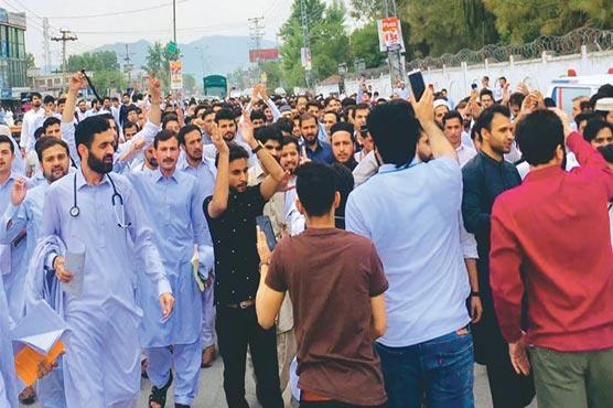 Strike of Doctors