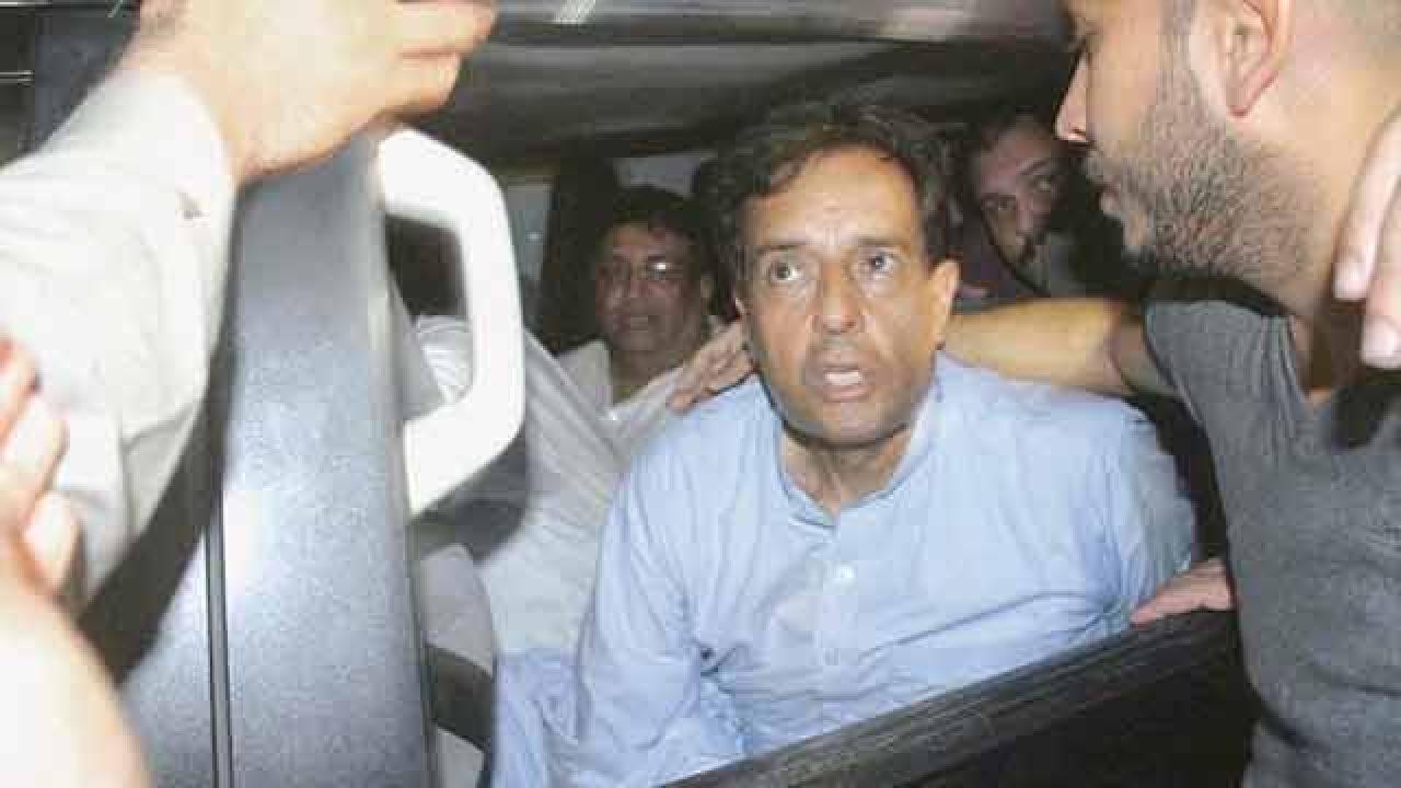 Safdar Arreste