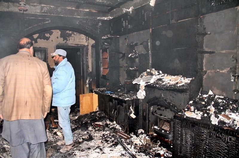 Satellite Town fire case
