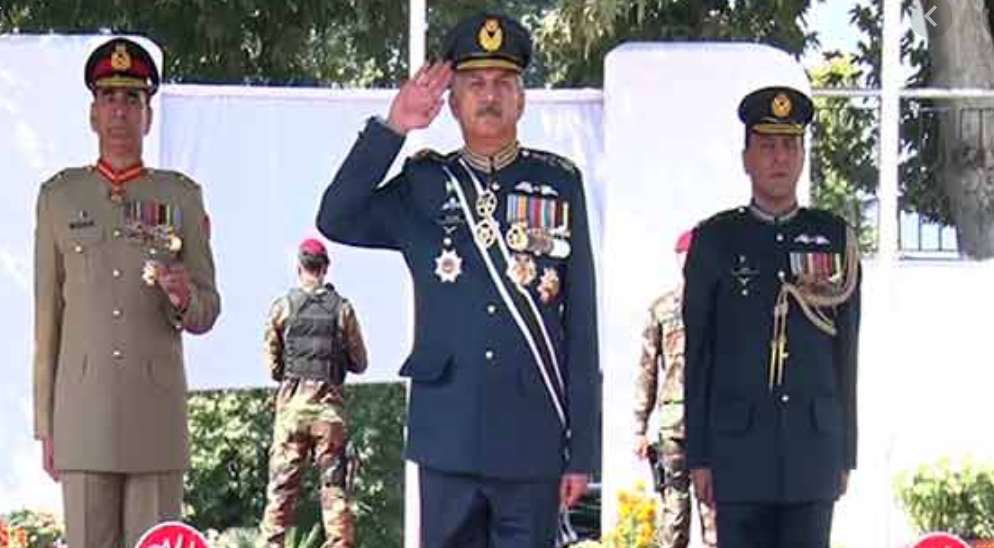 Air Chief Mujahid Anwar Khan