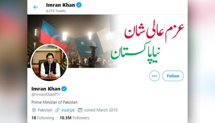 imran khan followers
