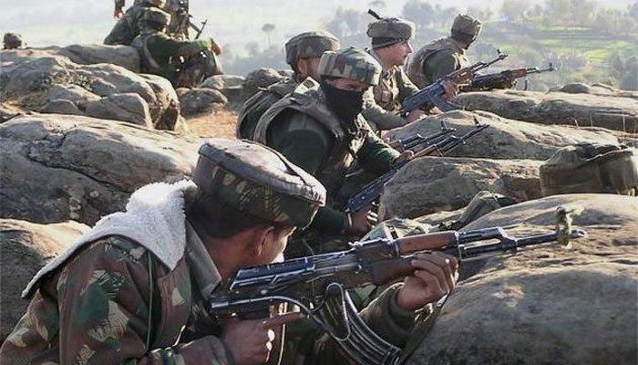 india army loc