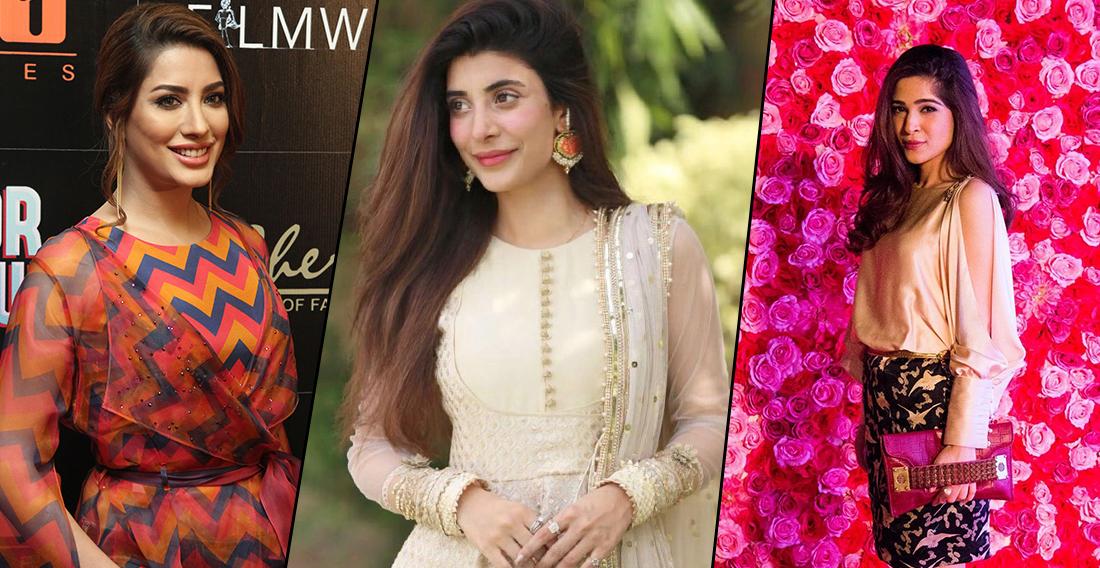 Top 10 Most Beautiful & Hottest Pakistani Actresses 2019 2