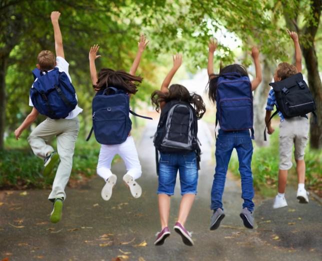 summer holidays in schools