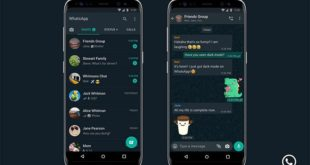 How to activate Dark Mode in Whatsapp?