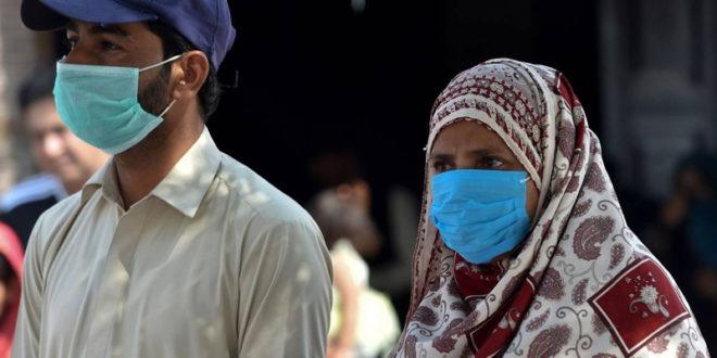 Coronavirus in pakistan