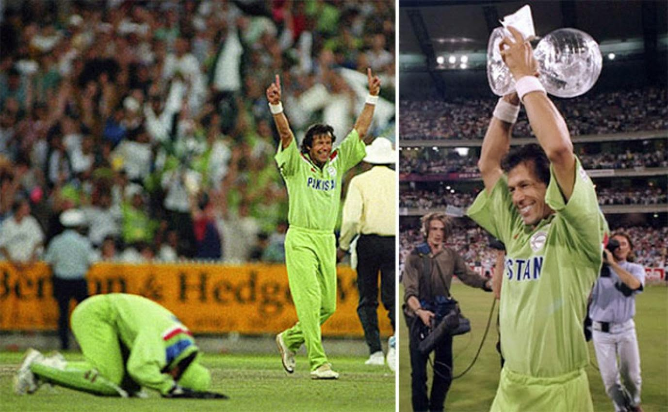Pakistan's cricket history