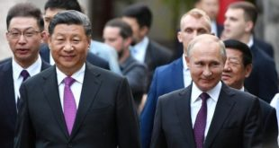 US accuses China and Russia