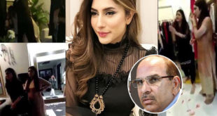 Uzma Khan signs deal